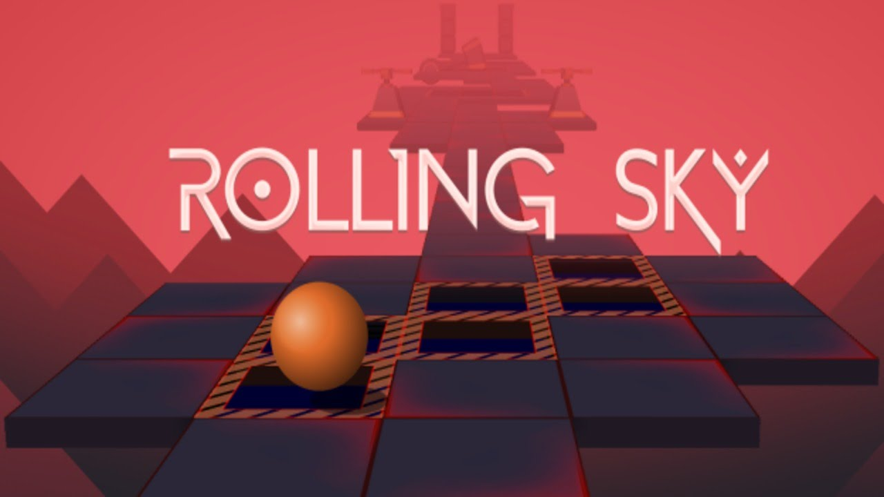"Rolling Sky Gameplay ""Stage 1 Complete"" iOS - YouTube Rolling Sky"