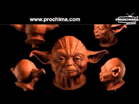 star wars model kit Clonehead's resin