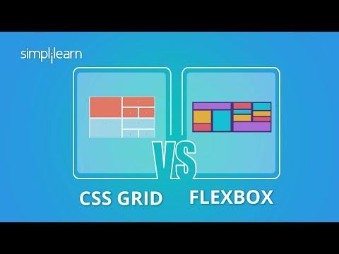 CSS Grid vs Flexbox