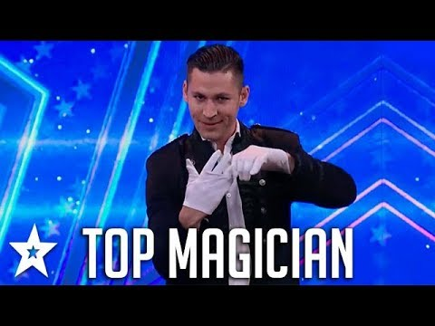 MAGICIAN WINNER | Tomer Dudai | Israel's Got Talent 2018