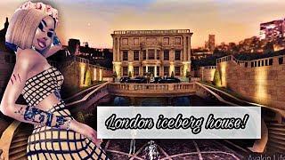 TOURING THE NEW LONDON ICEBERG *Avakin Life*