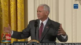 Vice President Mike Pence Speaks at the Woman