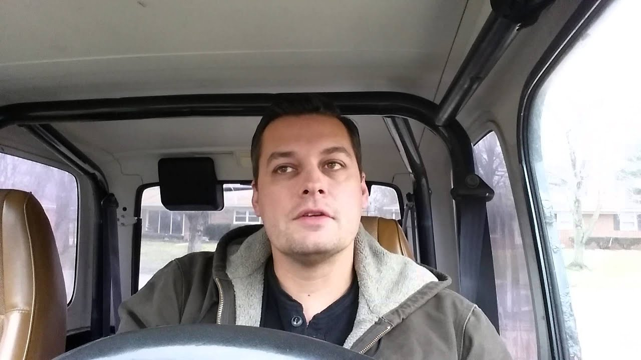 My First Week In the Truck - Maverick Transportation Training