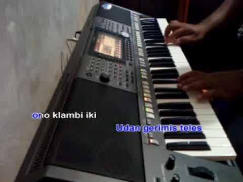 Banyu Langit Karaoke Yamaha PSR