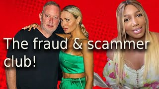 Dorit & Erika RHOBH team up to defend scammer Tom! Nene dropped +Brandi & Armie Hammer news!