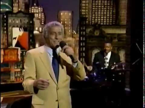 Tony Bennett - Fascinatin' Rhythm + There'll Be Some Changes Made [6-21-95]