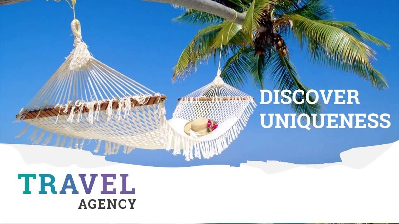 Travel Agency Presentation Powerpoint
