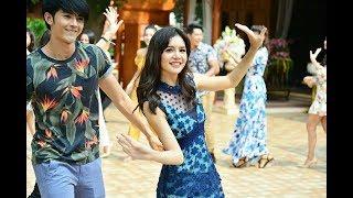 #สังข์ทอง (ม่อน-ปูเป้) Songkran Dancing Event part 1