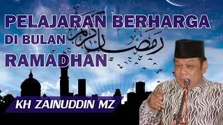 Ceramah Lucu KH Zainuddin MZ - Hikmah Puasa Ramadhan
