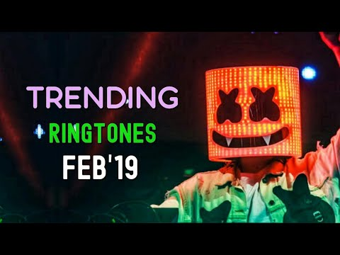 Top 5 Trending Ringtones Feb 2019 Ft. URI, Coca-Coka & Etc