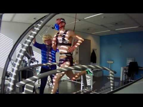 VO2 Max test Papendal