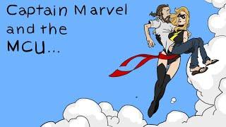 Captain Marvel is Brie Larson