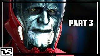 Star Wars Battlefront 2 Singleplayer Gameplay German #3 - Imperator Palpatine (Let's Play Deutsch)