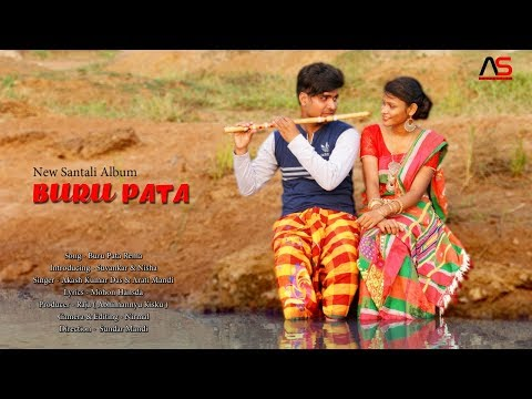 NEW SANTALI SONG//Buru Pata Rema//AS Production//