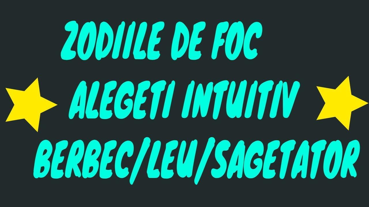 ?Horoscop /07-13 Decembrie/Zodiile de Foc/BERBEC/LEU/SAGETATOR/Tarot+Oracol?