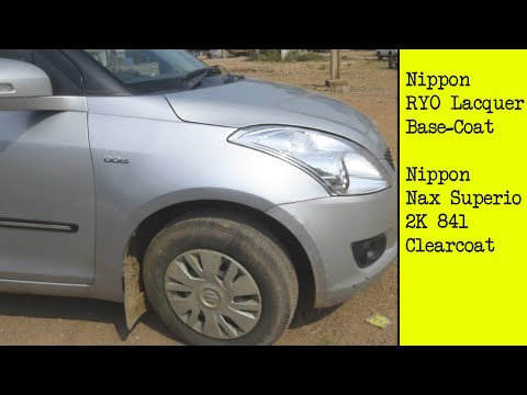 How To Repair Car Fender – Maruti Suzuki Swift