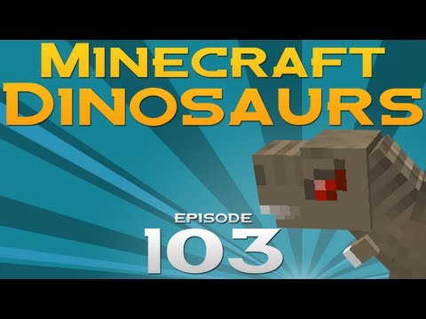 Minecraft Dinosaurs! - Episode 103 - I Believe I Can Fly
