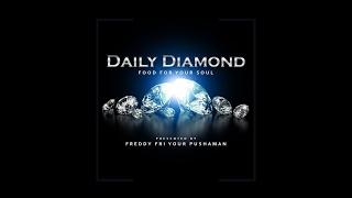 Playya 1000 aka Freddy Fri - Daily Diamond #141 – CORNER CHECK CHALLENGE #TuesdayMotivation