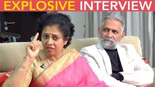 Lakshmy Ramakrishnan on her Husband's Support during #MeToo Experience