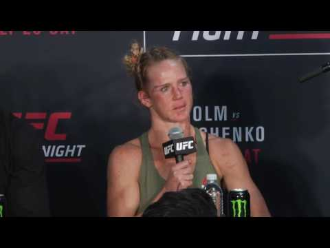 Fight Night Chicago: Valentina Shevchenko and Holly Holm Post Fight Presser Highlights