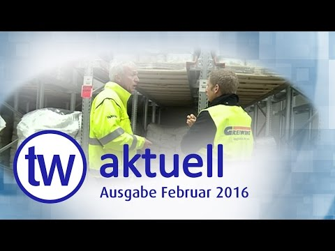 TW AKTUELL | AUSGABE FEBRUAR 2016