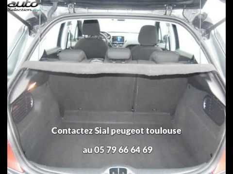 peugeot 208 occasion visible toulouse pr sent e par sial peugeot toulouse youtube. Black Bedroom Furniture Sets. Home Design Ideas