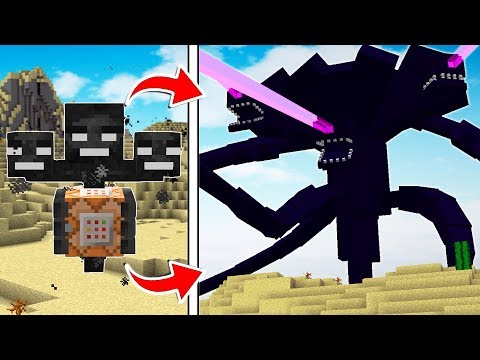 Life Of The Wither Storm Minecraft Boss Youtube