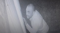 Peeping Tom caught masturbating on surveillance video in Clermont County