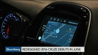 GM to Offer Cars that Link to Carplay, Android Auto