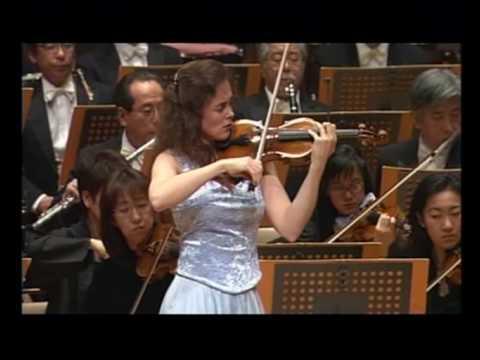 Frederieke Saeijs - Berg Violin Concerto - 3/4