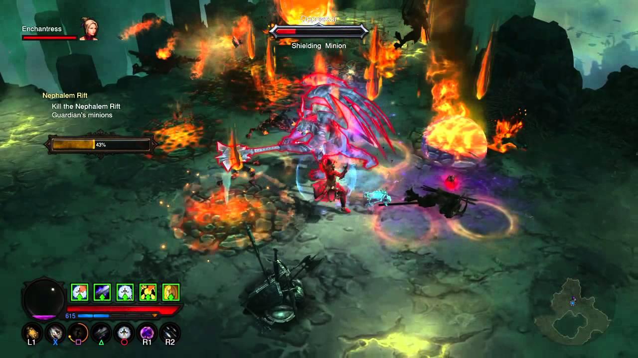 diablo 3 how to play a firebird wizard