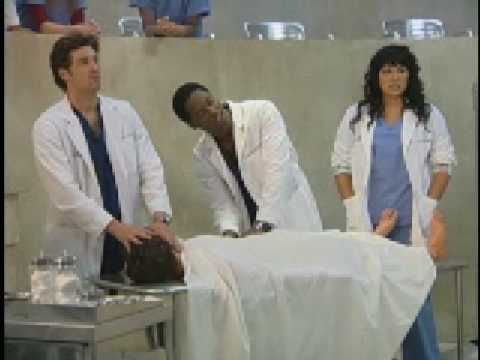 Set of Grey's Anatomy Behind the Scenes; Filming Season 3 ...