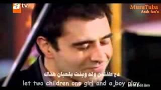 نصفى تفاحه -بائعه الورد الحلقه 63 |Hasret - bir elmanın yarısı