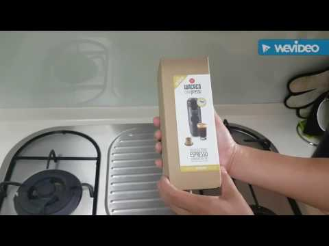 Unboxing of minipresso NS