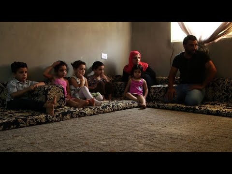 Aid project helps Syria refugees feel at home in Jordan