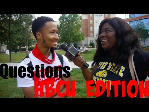 Questions HBCU Edition || Bowie State University