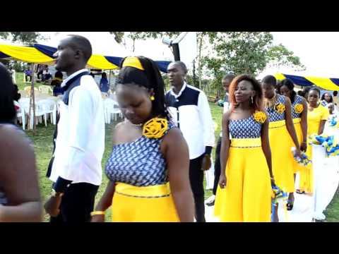 Mercy Weds Ronald- Kalenjin Wedding intro-...