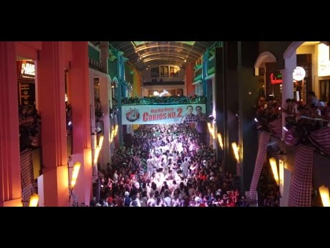 Amazing Flashmob of Ahok Djarot Campaign Video Shooting at Citos, Jakarta by Sys NS & friends