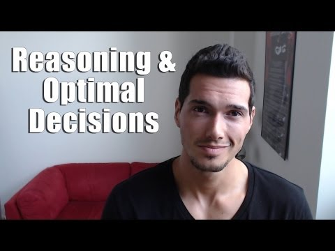 Making Optimal Decisions Drawn from Reasoning and Logic