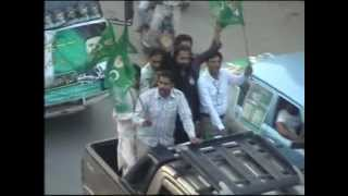 APML RALLY FROM BILAL BHATTI GENERAL SECRETARY LAHORE ON JUNE 03, 2012