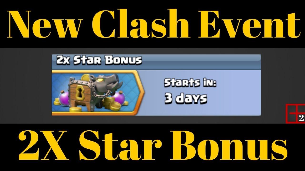 clash of clans how to get star bonus