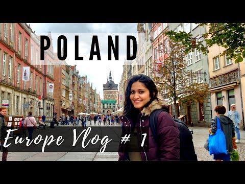 My First EURO TRIP | Delhi to Poland | Europe Travel Vlog # 1