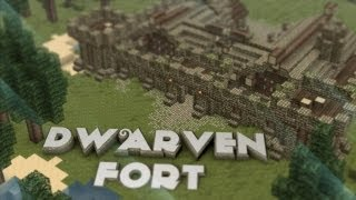 Dwarven Fort And Tower Design