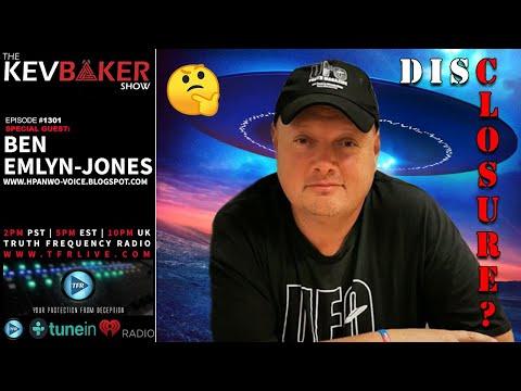 The Disclosure Files & The Amazing Pentyrch UFO Incident with Ben Emlyn Jones 🔴 KBS LIVE 🔴