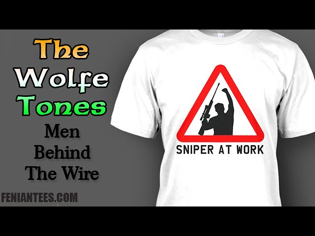 The Wolfe Tones - Men Behind The Wire