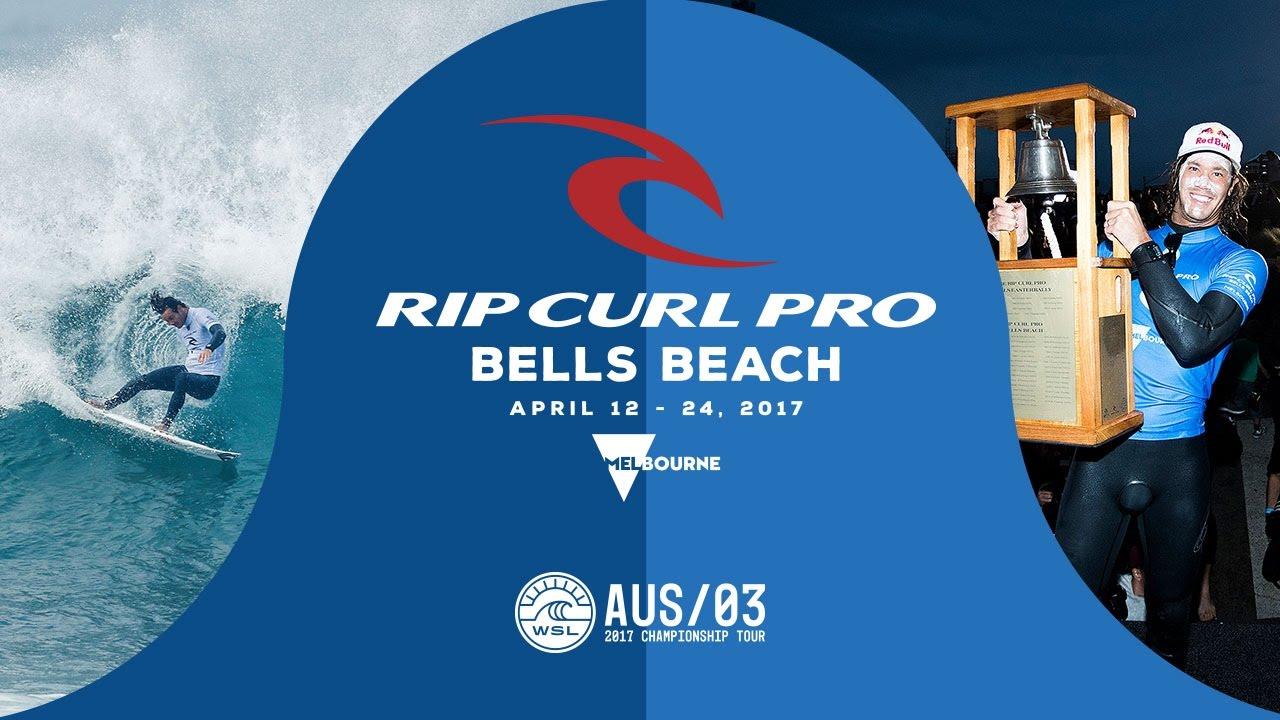 Men S Final Day Highlights 2017 Rip Curl Pro Bells Beach