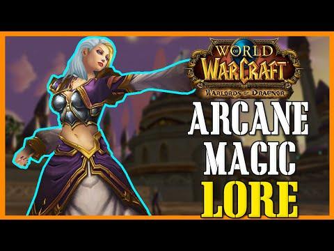 Arcane Magic - WoW Lore