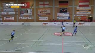 Spiel 28: Hertha BSC Berlin - TSV 1860 München │U12 Hallenmasters TuS Traunreut 2019