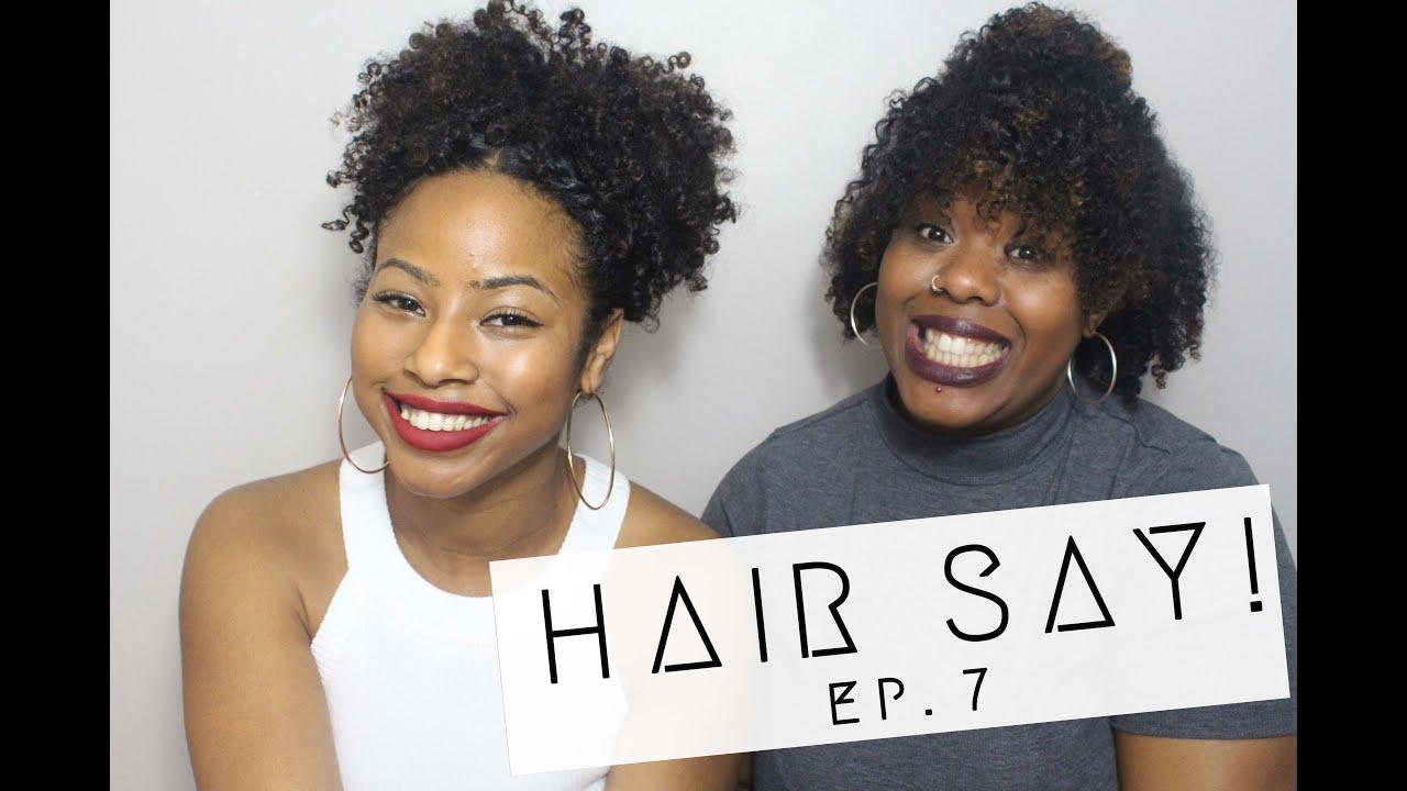 Hair Say | Episode 7: #BreakTheWalls, Brand Black Face, Black Girls Rock &  more