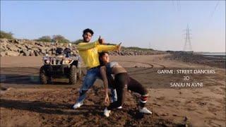 GARMI STREET DANCER 3D ft.Sanju & Avni Feel & Flow Varun Dhawan | Nora Fatehi
